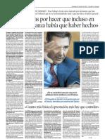Entrevista a Ricardo Oliván (Heraldo de Aragón 14/7/2013)