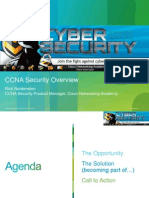 CCNA Security and Certification