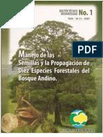 Boletín Técnico Biodiversidad Nº1