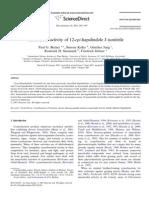 Insecticidal Activity of 12-Epi-hapalindole J Isonitrile