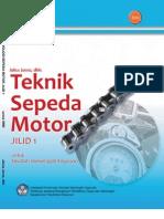 SMK Kelas 10 - Teknik Sepeda Motor