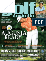 Bonville Golf Resort the Most Beautiful Golf Course in Australia Continues to Improve by Brendan James Editor of Golf Australia Magazine