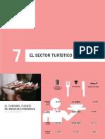 7 El Sector Turistico