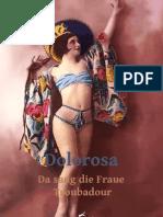 Dolorosa - Da Sang Die Fraue Troubadour