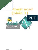 Thu Thuat Autocad