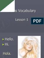 2º Unit 1_lesson.1a