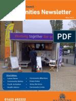 Communities Newsletter May 2013