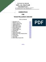 1. Adm.PSB.Mts Alm 08-09