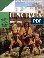 Advanced D&D - 01 - I Prigionieri Di Pax Tharkas