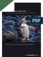 Dunedin Convention Year Planner