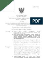 Permen_no.2_th_2013 (1) Permendagri Diklat Berbasis Kompetensi