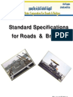 General Specifications for Roads