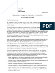 Combined Response Letter to Principals 2010