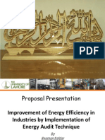 Energy Audit Presentation 2