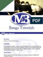CS Executive Programme Course