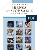 A Responsible Press Office Second Edition Spanish