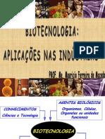 Biotecnologia Prof. Renato