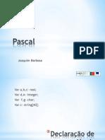 Apresentação Pascal