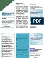 Brochure Perfezionamento Dipendenze - Modena