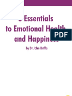 6 Essentials Happiness