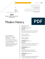 2010 Hsc Exam Modern History 2010-hsc-exam-modern-history