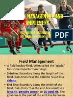 Hockey Management