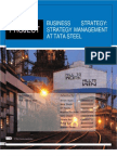 19536372 Company Analysis of Tata Steel Bs Assignment