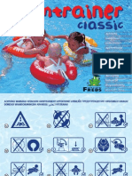 Instructions Swimtrainer