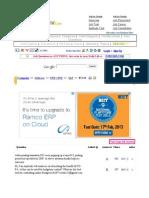 SAP Interview Questions 6