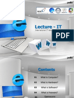 It Lecture