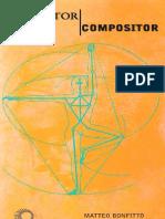 BONFITO, Matteo - O Ator Compositor