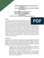 L'impact des projets d'infrastructures urbaines sur la valeur des biens immobiliers - www.metrecarre.ma