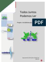 Coimbra AECS Todos Juntos Podemos Ler Disponibilizar