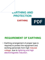 Earthing and Protection Rev1