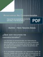 Reservorios No Convencionales