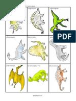 Dinosaur List
