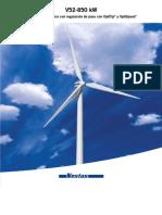 Catalogo del Aerogenerador Vestas V52-850 kW.pdf