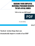 Tactical Steps to Transform Your Employee Referral Program