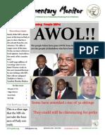 Parliamentary Monitor- 2 May 2012