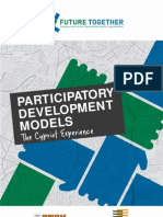 Participatory development models in Cyprus