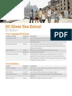미국 EC freeextras