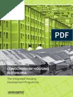 Condominium Housing in Ethiopia