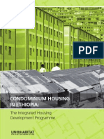 Condominium Housing in Ethiopia