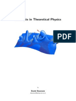 Concepts of Theoretical Physics
