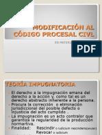 Tema 11 - Aciertos y Desaciertos en La Regulacion Del Recurso de Casacion
