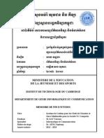 Système de Gestion pour les Chefs de Chantier et Store Multimédia pour la Société TC Computer