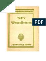 Chamberlain, Houston - Arische Weltanschauung (1938, 95 S., Text)