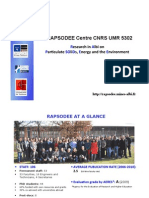 RAPSODEE GROUP 2013