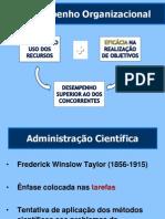 ASSUNTO 1 - INTRODUÇÃO À ADMINISTRAÇÃO (2013.1)