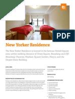 미국 EC New York-Accommodation-New Yorker Residence-21-05-13-16-05